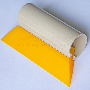 A73 5.5 inch turbo squeegee with bevelled corner 14x7cm