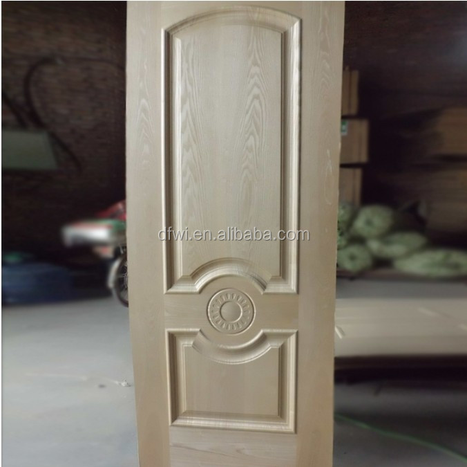new design wood veneer door skin with competitive prices