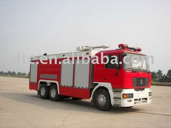 SHACMAN Fire truck