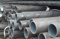 Seamless High pressure Cylinder Manufacturing Tubes, 37mn steel pipe, 34crmo4 steel tube