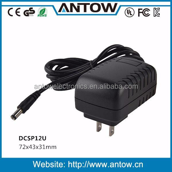 Telecom network use AC DC adapter 9V 850mA 12V 700mA