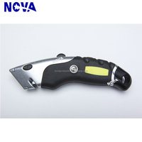 Best Quality Special Aluminium Alloy Manual Safy Utility Cutter Knife For Quick Change