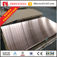 99.9% pure 4x8 copper clad laminated copper lowes sheet metal price per kg