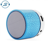 Promotion Gift 2017 Wireless Blue-tooth Speaker , High Quality Mini Blue tooth Speaker 2017 OEM LOGO Welcome