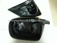 Injection mould for car parts