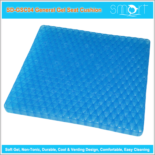 New Arrival Hot sale General Gel Seat Cushion Use in Anywhere