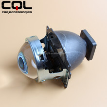 CQL high quality Square tail hid xenon projector lens light Q5 <strong>D1</strong> D2 D3 D4 bi-xenon projector