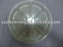 special design round shaped clear material made vacuum forming tray