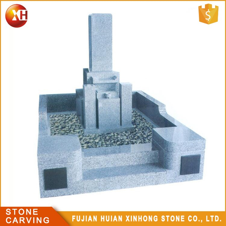 Natural Stone Tombstone Monument Tombstone Maker