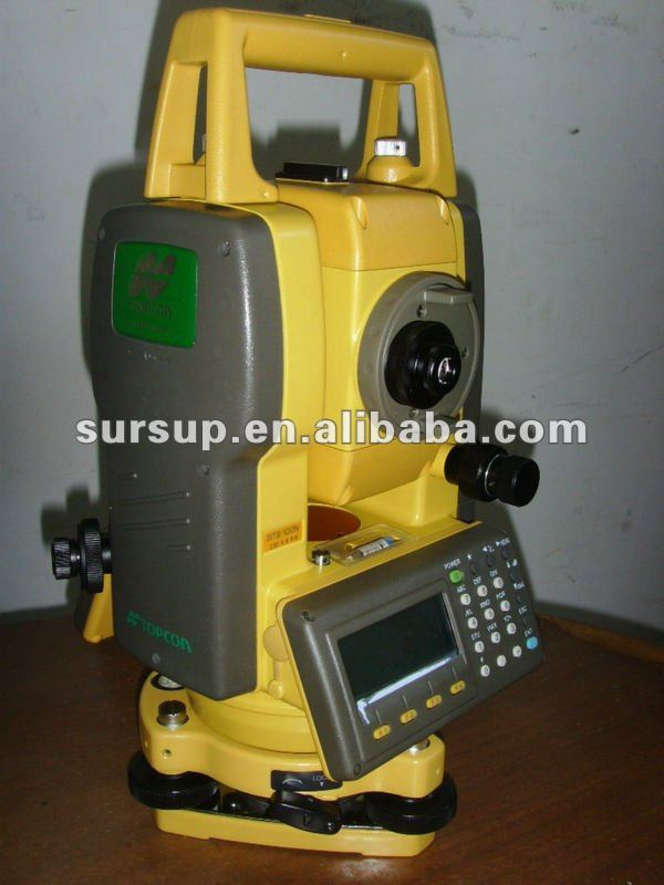 TOPCON TOTAL STATION GTS-102N Optical instrument