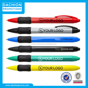 Logo printed WideBody Grip Pen/branded fountain pen/best pen brands to gift