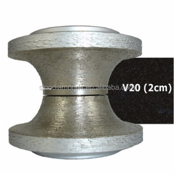 Diamond Router Bit for Stone/Granite Router Bis for shaping