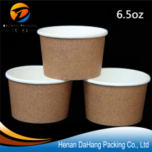 Food packaging takeaway containers disposable paper salad bowls