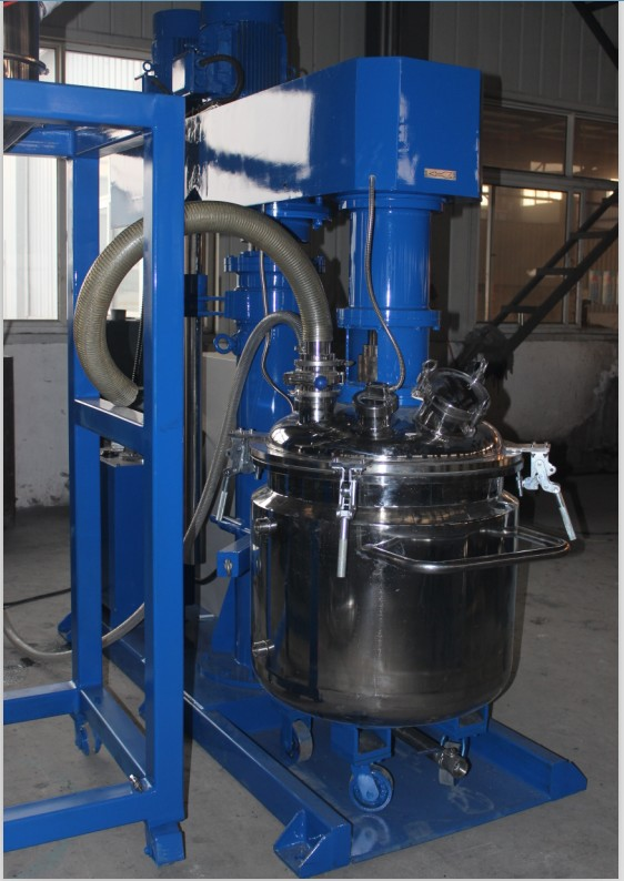 automatic pot mixer