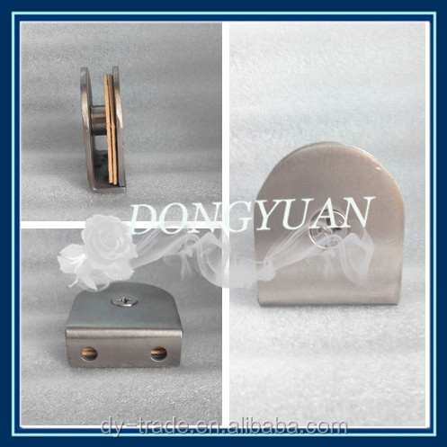 mirror polish stainless steel panel clamp