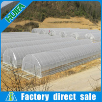 Most competitive price China manufacturer supply commercial agricultural greenhouse for sale