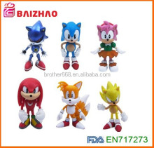 Custom Vinyl Toy figure /plush PVC Toys/3D cartoon kids mini pvc toys, action figure