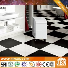 factory direct sale with polished tile porcelain white and black diamond tile