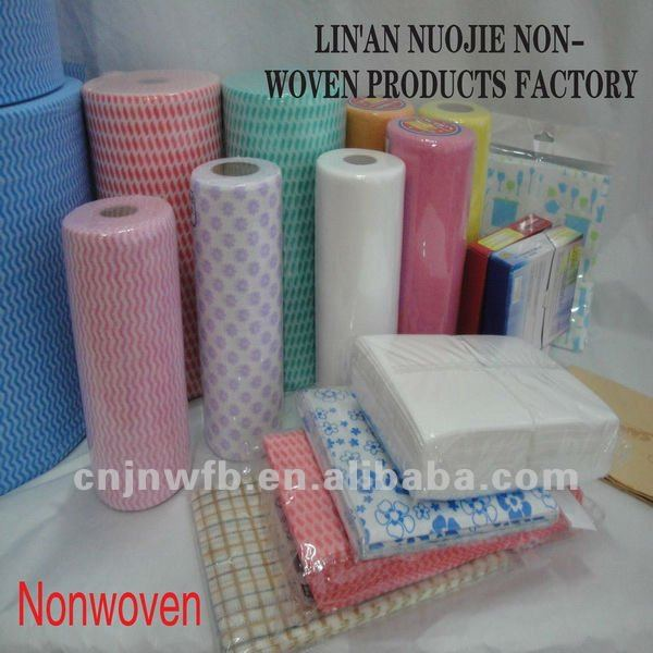 car nonwoven body cleaning products
