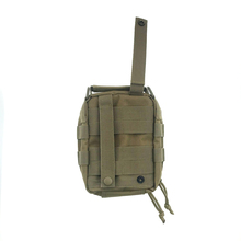 New Arrival Military Camouflage Medical Backpack First Aid Kit For 72hours Emergency Survival Kit.