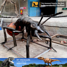 MY Dino-Version Giant Artificial Animatronic Insect Model for Park