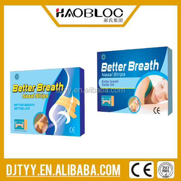 Wholesale/Best Price Breathe Right Nasal Strips/Nose Strips