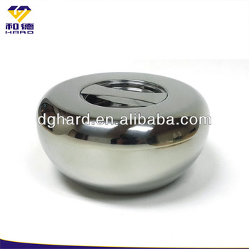 High quality custom mixing teak curry stainless steel bowl