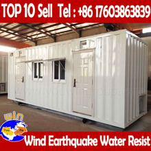 Cheap New Mobile Container 40ft 1 Bedroom Prefabricated Homes