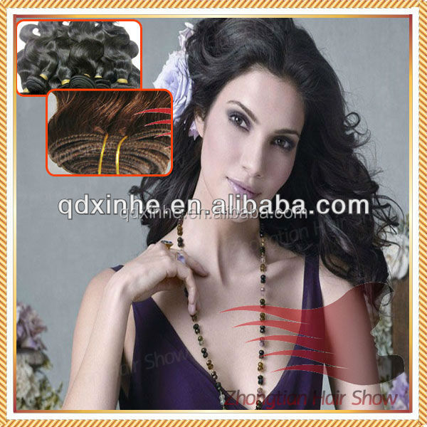 Charming High Quality Human Hair from Guangzhou Shine Hair Trading Co. Ltd
