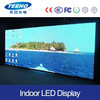 die casting aluminum cabinet indoor P4.8 led panel