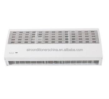 High Volume Centrifugal Air Curtain With Heat Function View High Volume Centrifugal Air Curtain