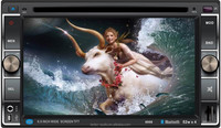 Pure Android 4.2.2 double din Car DVD with GPS 3G Wifi car dvd gps