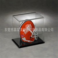 retail wall lighted display acrylic cabinet