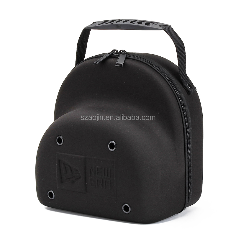 portable baseball cap hat storage travel carryiny case