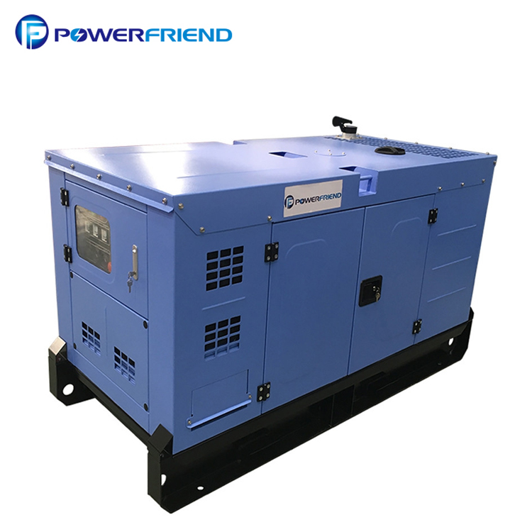 Cheap price Chinese FAWDE <strong>engine</strong> genset 50kva 40kw diesel generator silent canopy