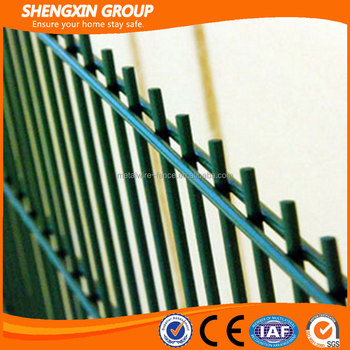 Double wire fence with wholesale price and fast delivery