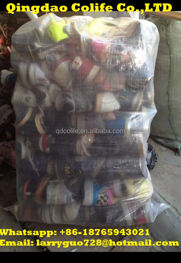 cream quality fashionable used shoes wholesale in bales