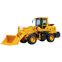 CE certificated professional front wheel loader