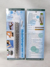Portable Alkaline Water Stick Stainless Steel Material Ionizer Water Rod