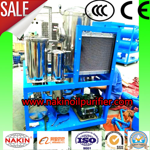 Edible Waste Cooking Oil Filtration Equipment, Oil Purification System