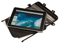 Waterproof smart mobile phone and laptop bag