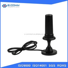 Universal car digital satellite tv antenna booster for DVB-T FM AM Radio Windshield Mount with Amplifier
