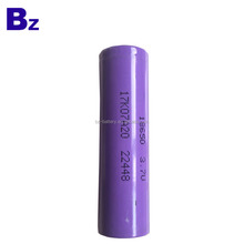 China cylindrical battery cell 18650 2000mah 3.7V digital battery