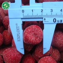 Export Standard Iqf Frozen Food Sweet Strawberry