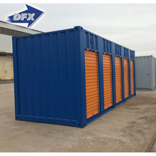 China Mobile Fast Food Container House