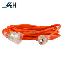 VDE/KS/SAA Standard H03RN-F H05RN-F H07RN-F Europe Power Extension Cord Supply Cord