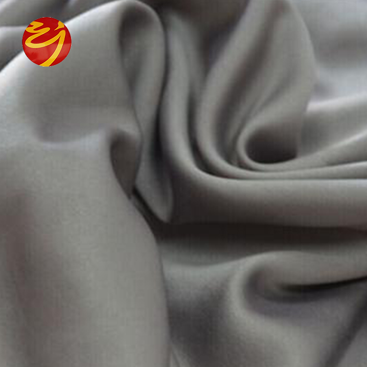 Trilobal Twisting Stretch 100% polyester Satin Fabric,Wide Fabric,75D*150D Satin