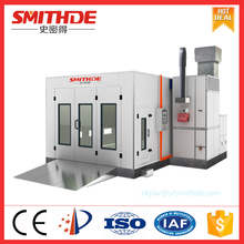 downdraft Spray Paint Booths Model#S-58 With Good Quality and CE