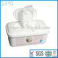 safe and good quality organic or natural baby wipe container