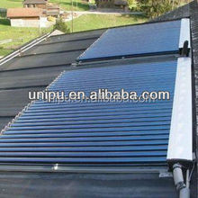Evacuated Tube Solar Collector pressurized solar water heater solar water heater system